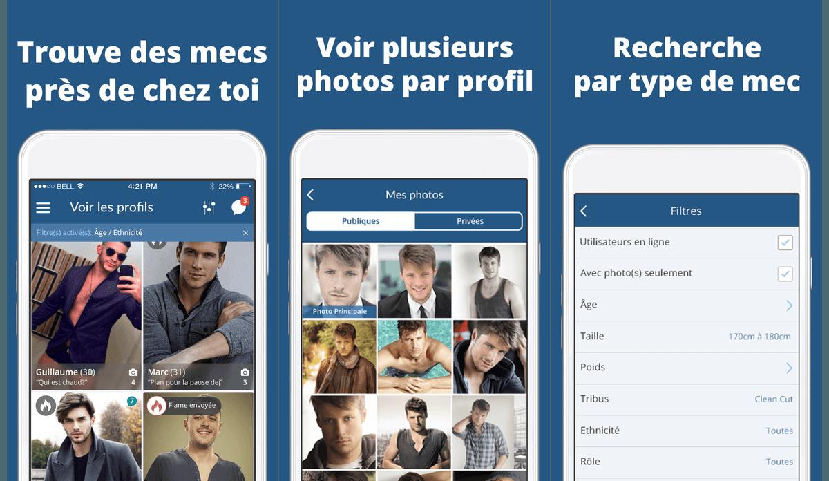 rencontres profiltext Beispiele
