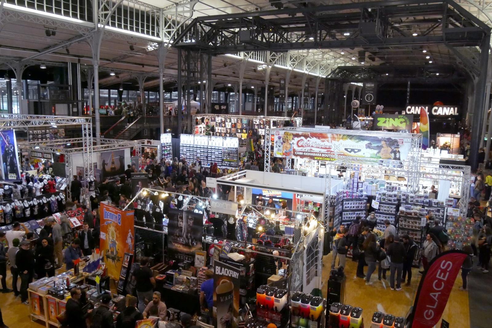 Agenda les 5 v nements comics ne pas rater en 2017 pop culture numerama - Expo paris octobre 2017 ...