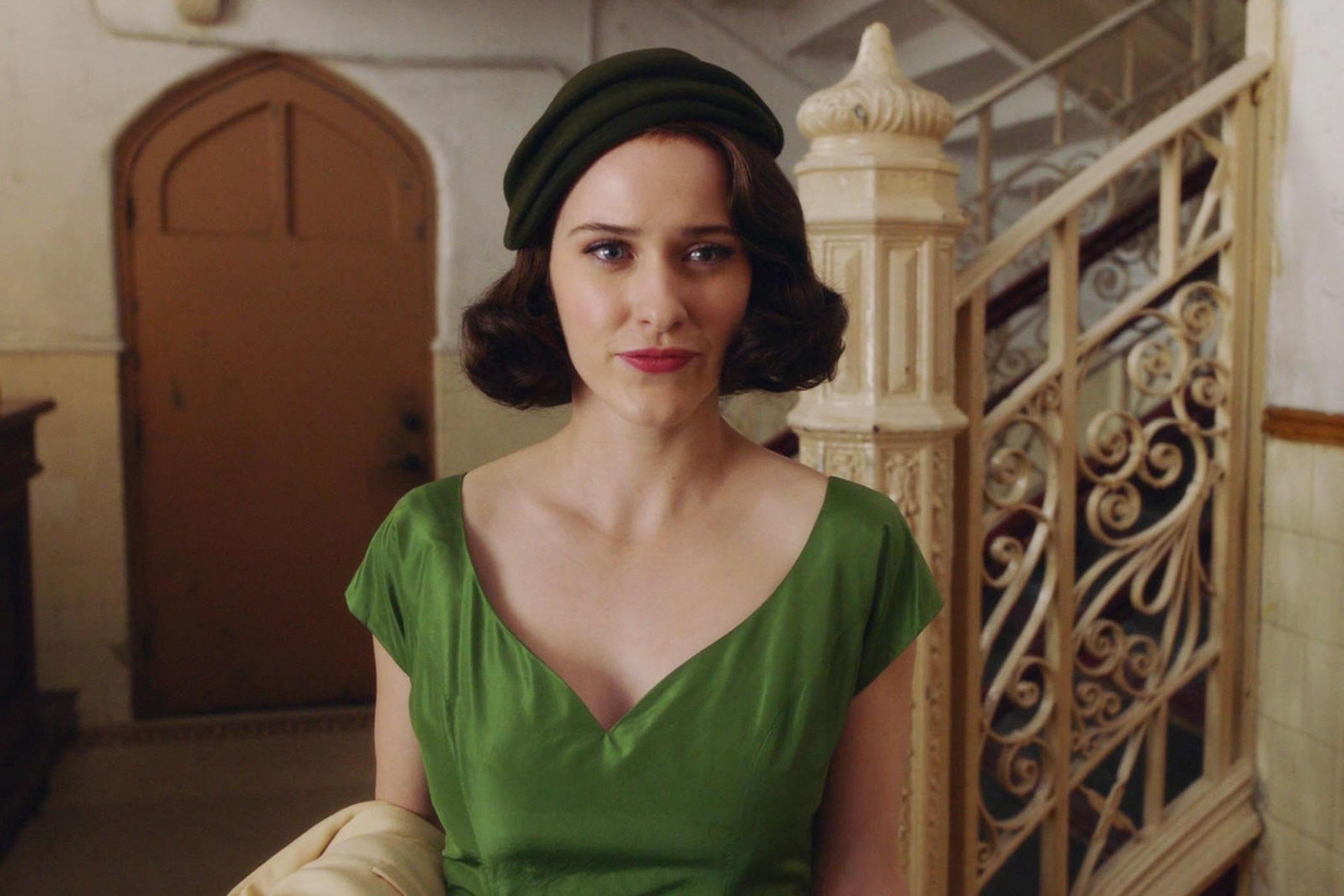The Marvelous Mrs. Maisel, la nouvelle série d'Amy Sherman Palladino Mrsmaisel