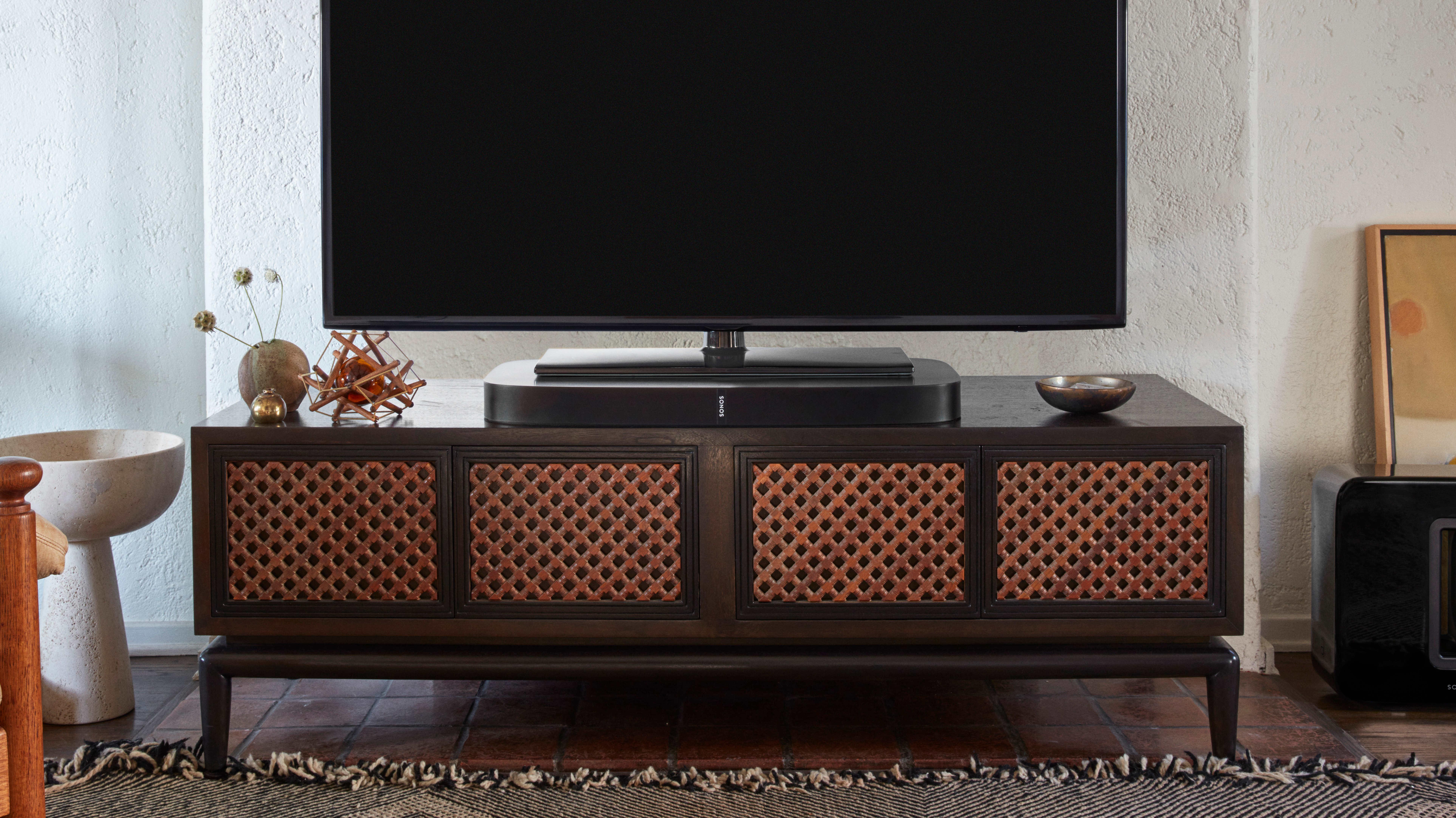 test de la sonos playbase la barre de son qui ne nous. Black Bedroom Furniture Sets. Home Design Ideas