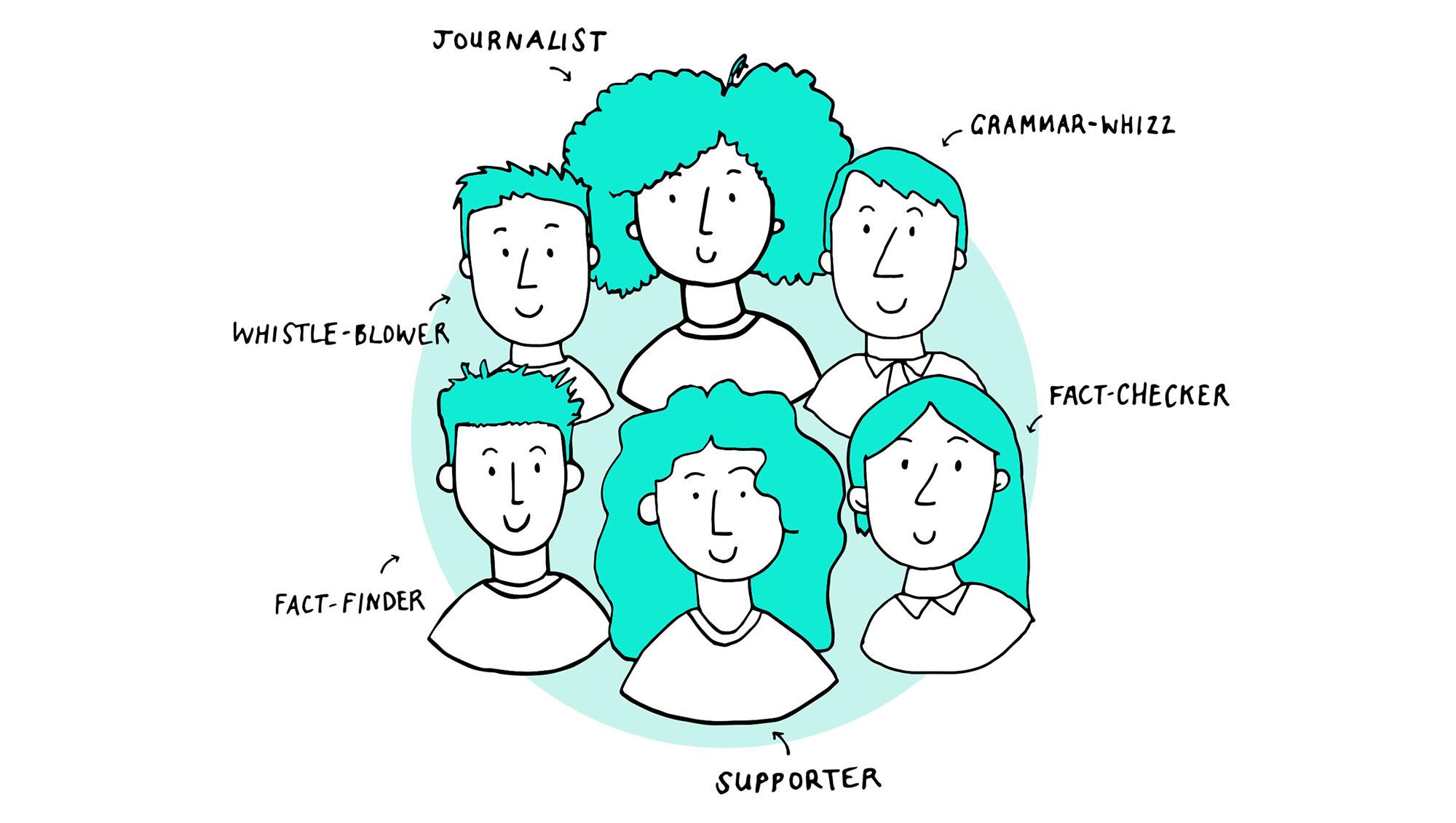 Wikitribune, le cousin de Wikipédia qui veut contrer l'intox sur le web