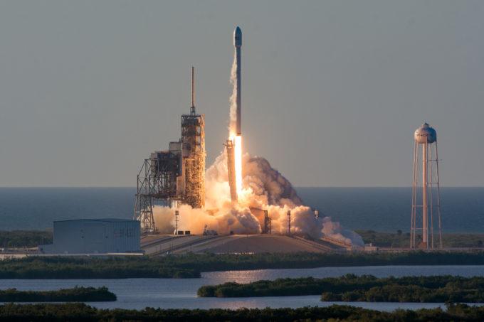 SpaceX fusée lanceur
