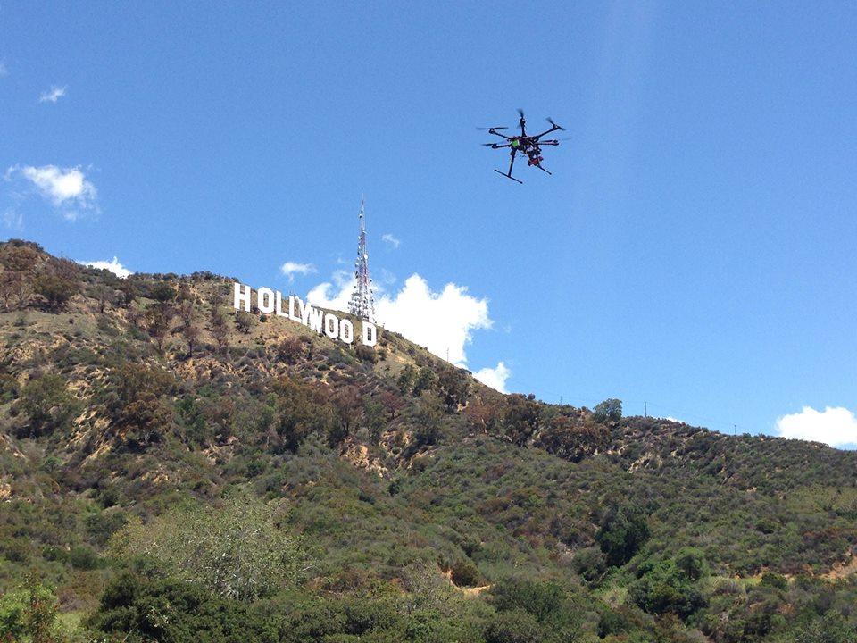 L'entreprise serait-elle sur le point de lancer son propre drone — Snapchat