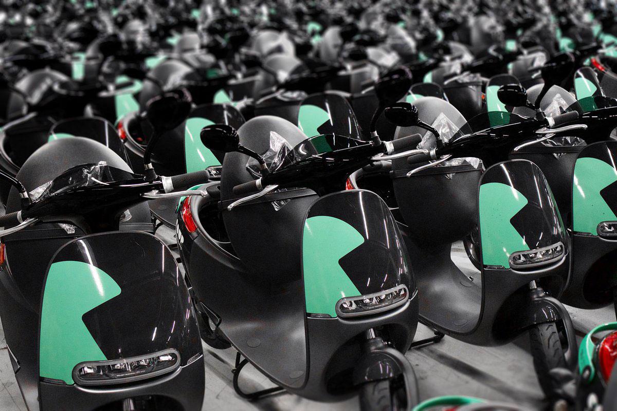 Les scooters électriques Coup arriveront en juillet