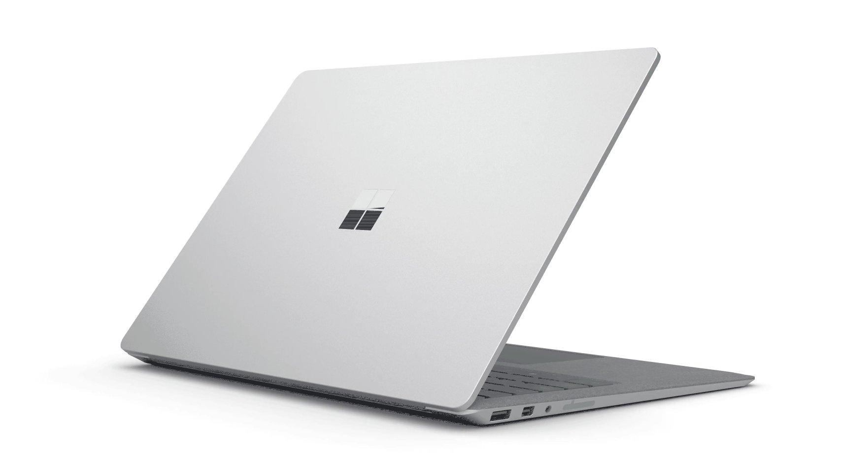 microsoft d voile son surface laptop un pc portable fin. Black Bedroom Furniture Sets. Home Design Ideas