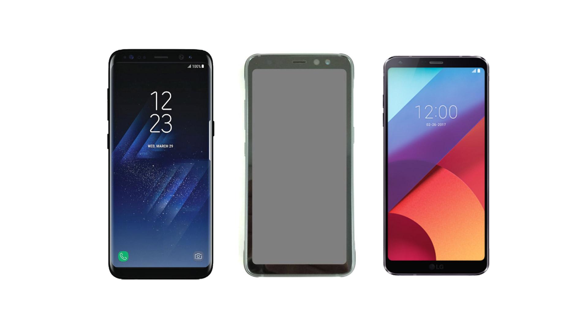 Samsung Galaxy S8 Active : le smartphone des baroudeurs se montre en image