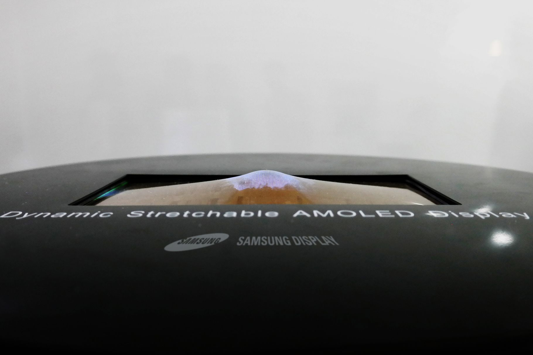 Nouveaux écrans mobiles 4K pour la VR — Samsung