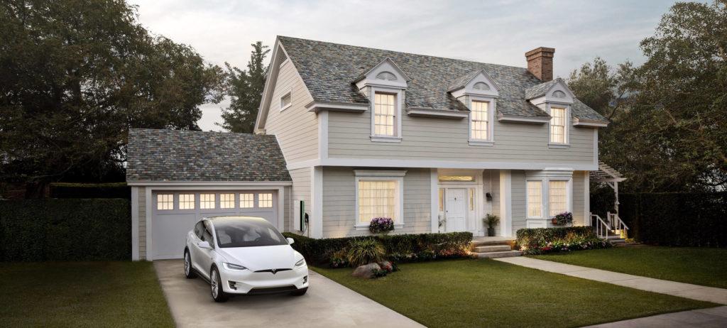 vous pouvez pr commander les tuiles solaires tesla en france tech numerama. Black Bedroom Furniture Sets. Home Design Ideas