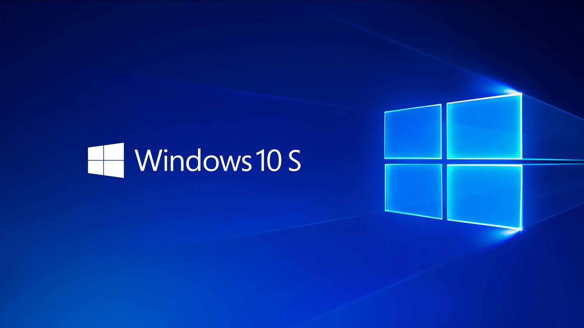 Avec Windows 10 S Microsoft Impose Bing Comme Moteur De Recherche