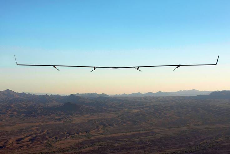 Facebook arrête la production de drones destinés à l'accès internet | Internet
