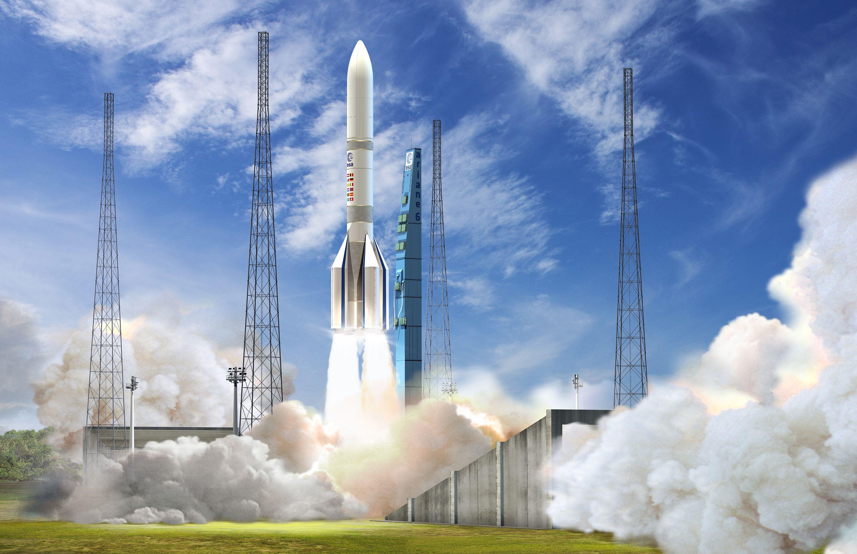 Calendrier Lancement Ariane 2019.Ariane 6 La Production Debute Enfin Sciences Numerama