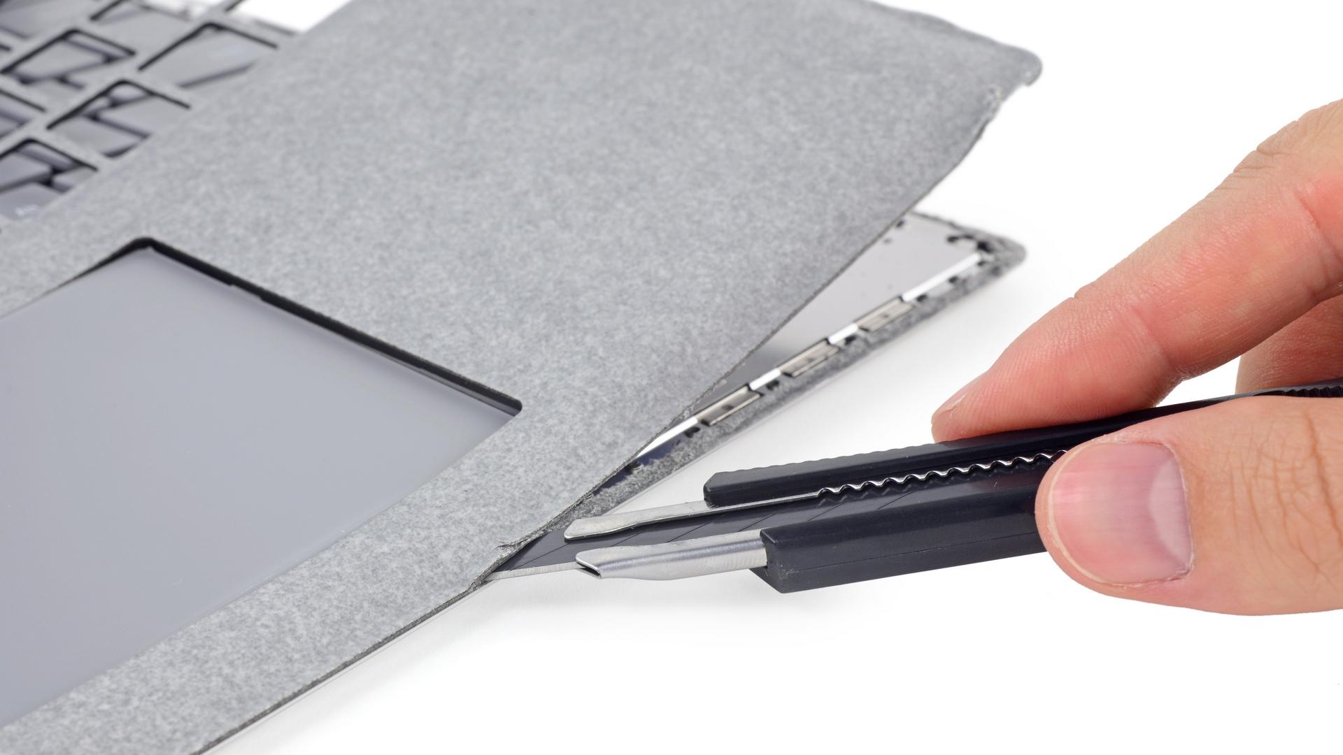 Un ordinateur portable séduisant mais irréparable — Surface Laptop
