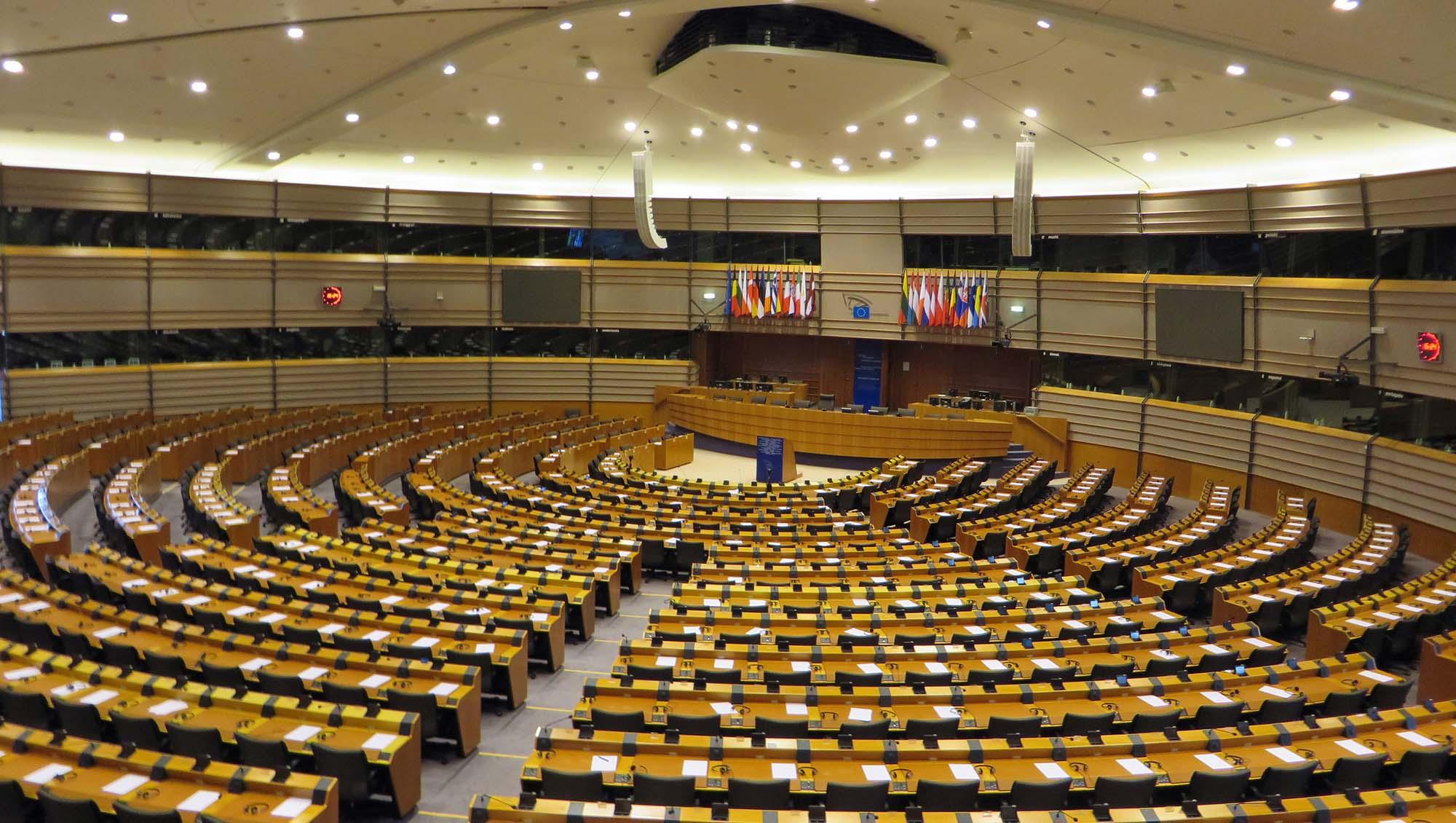 L'UE a caché une étude aux conclusions optimistes — Piratage
