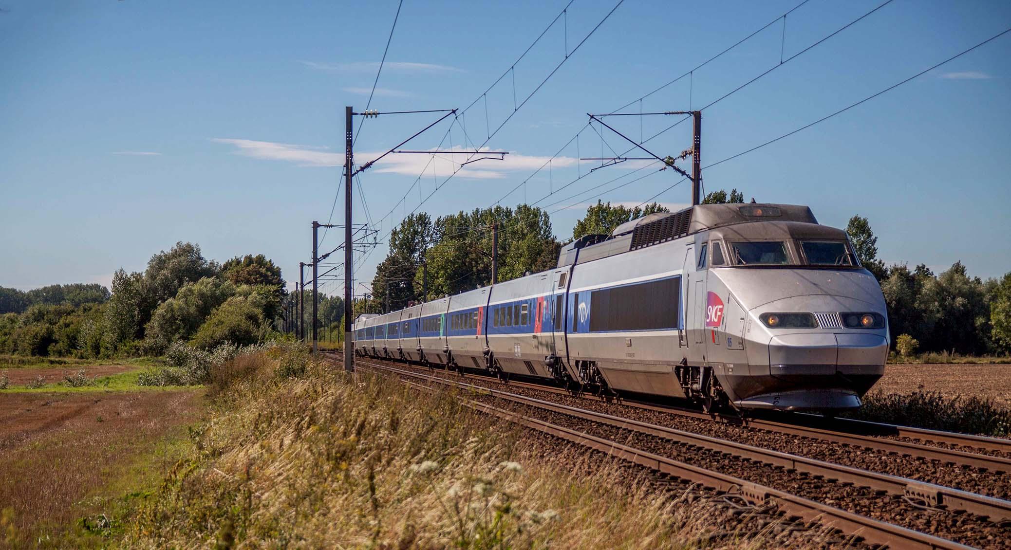 Première expérimentation en 2019 — Train autonome