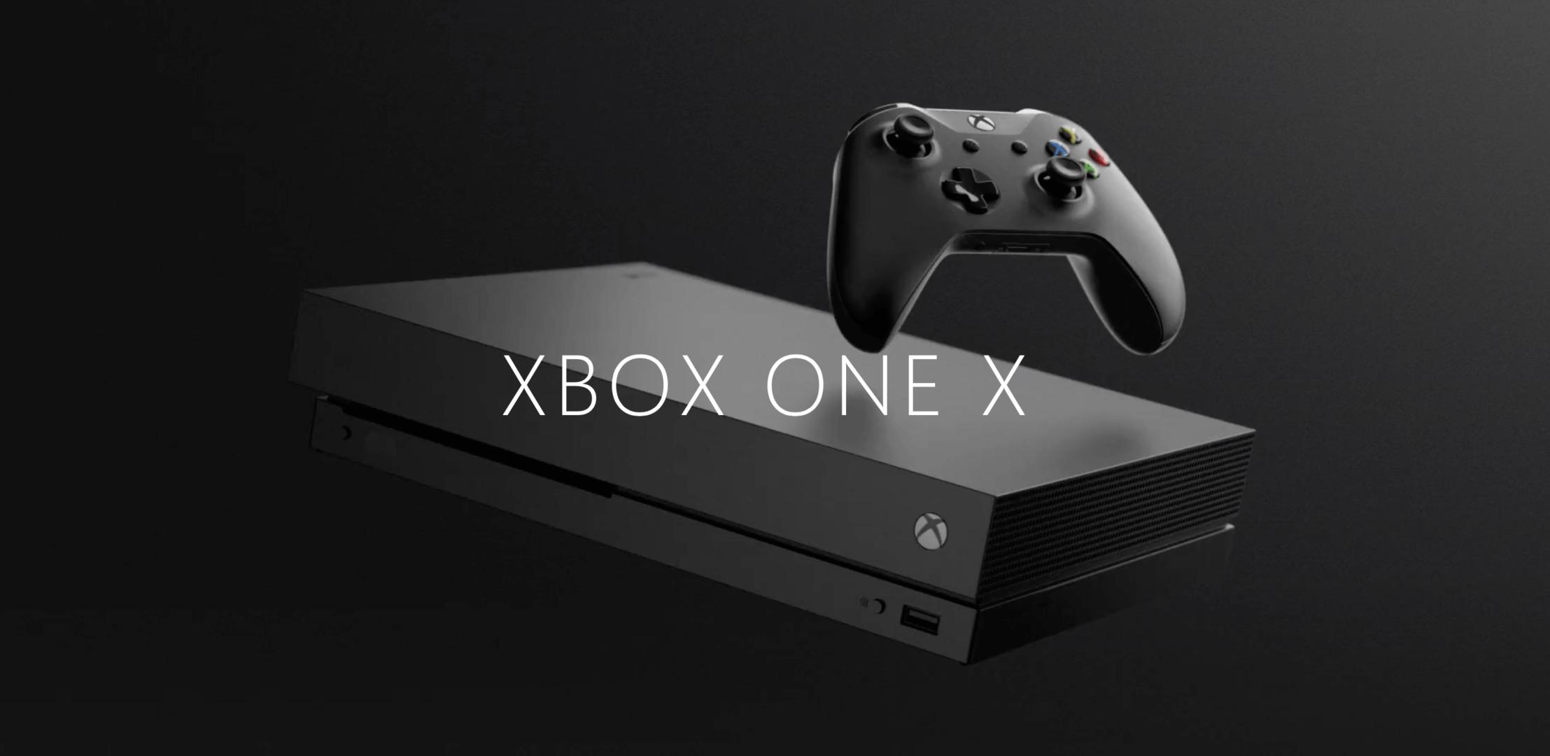 Les jeux xbox auront une r trocompatibilit sur xbox one x pop culture numerama - La xbox one lit elle les jeux xbox 360 ...