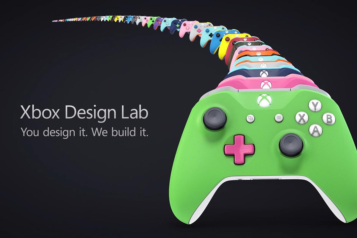 Xbox Design Lab Ideas