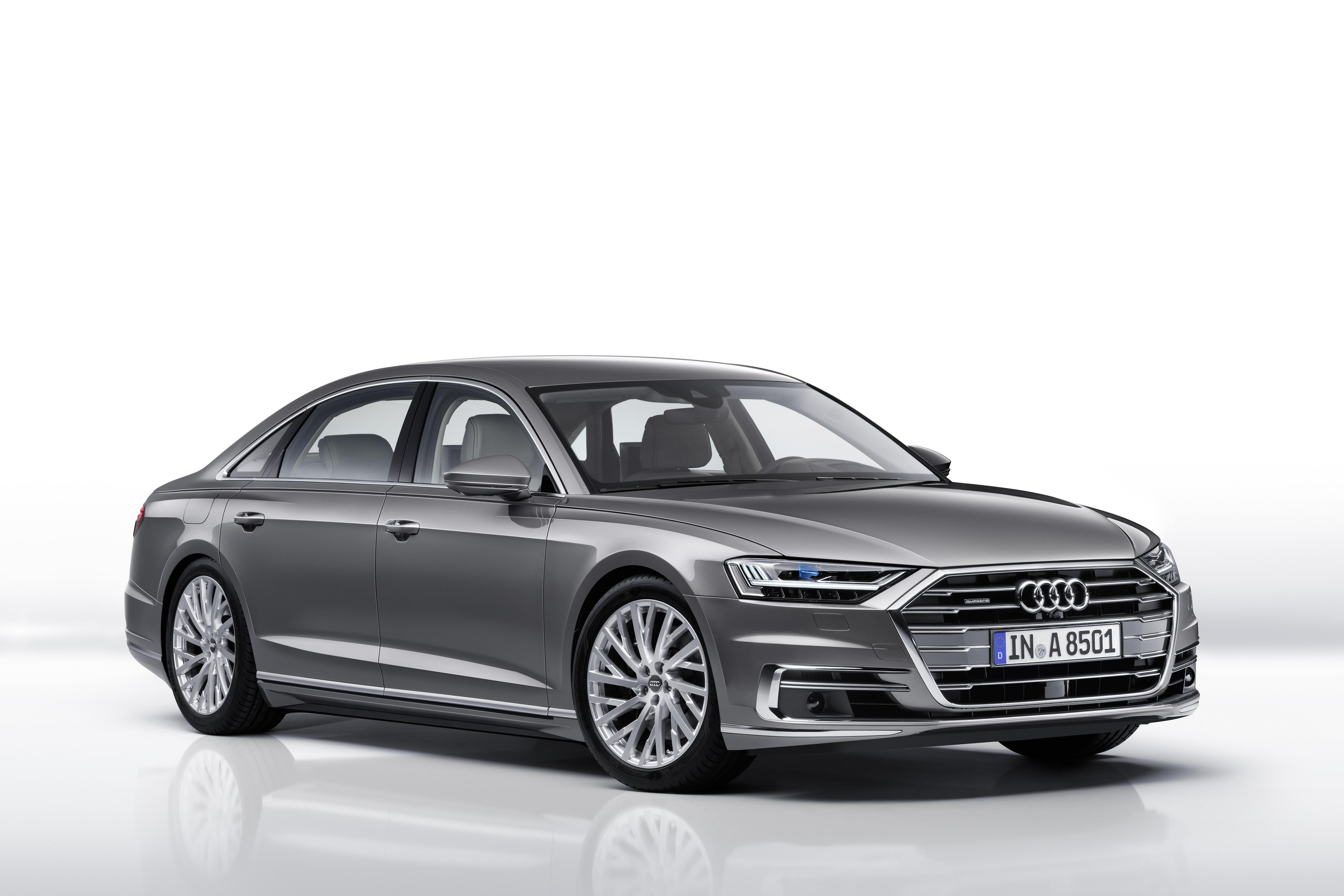 Le Mode Autonome De La Nouvelle Audi A8 S 232 Me La Confusion