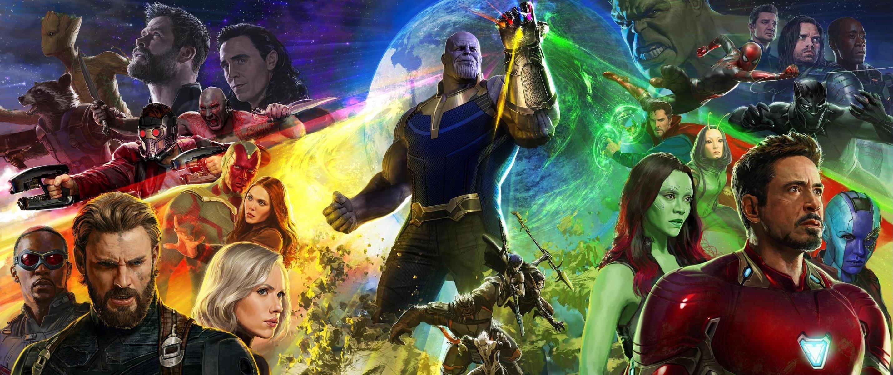 D Iron Man à Captain Marvel Les Films Qui Ont Conduit à