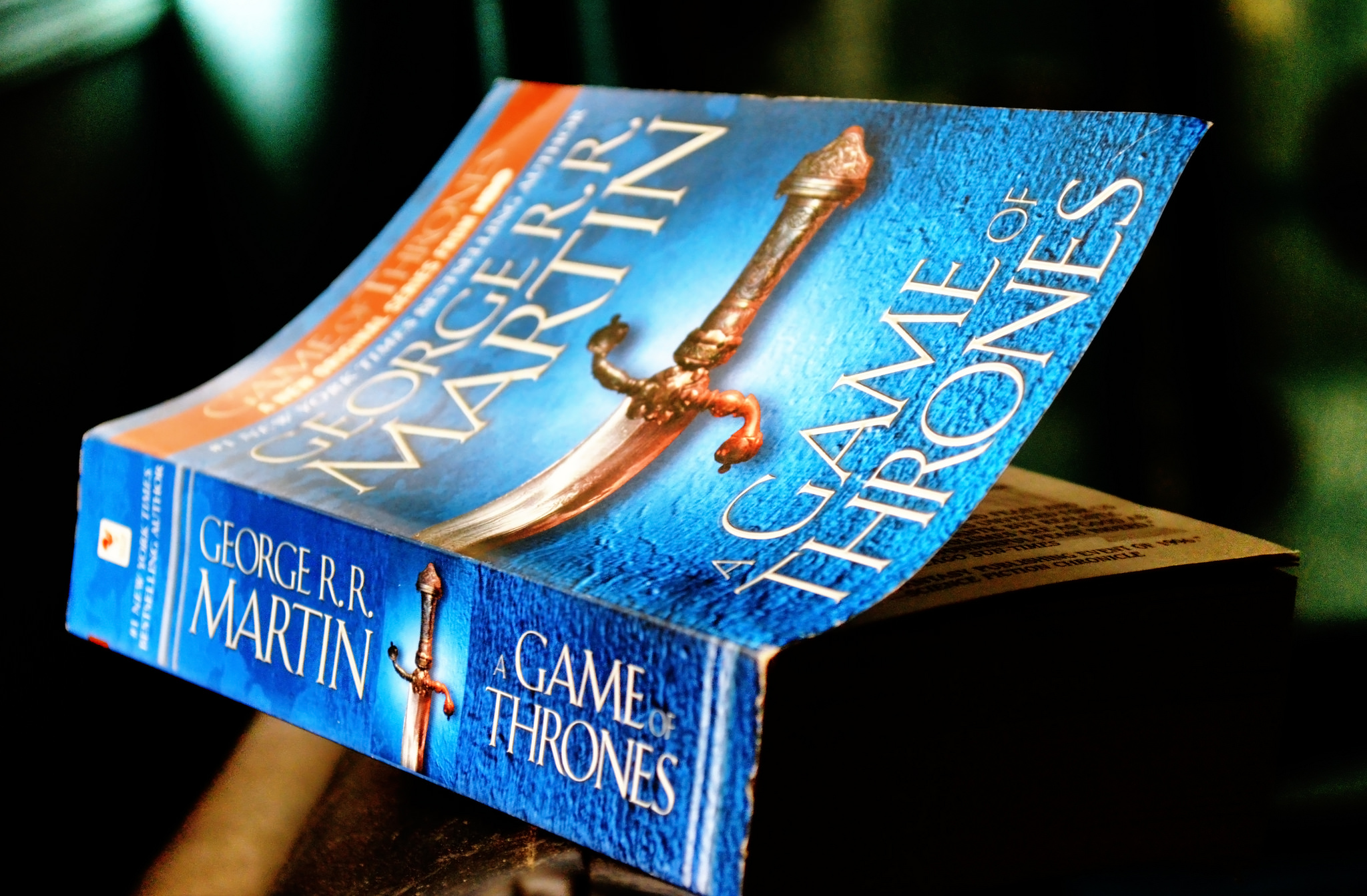 Game of thrones livre