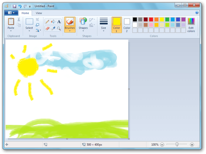 Finalement, Microsoft Paint restera dans les prochaines versions de Windows 10