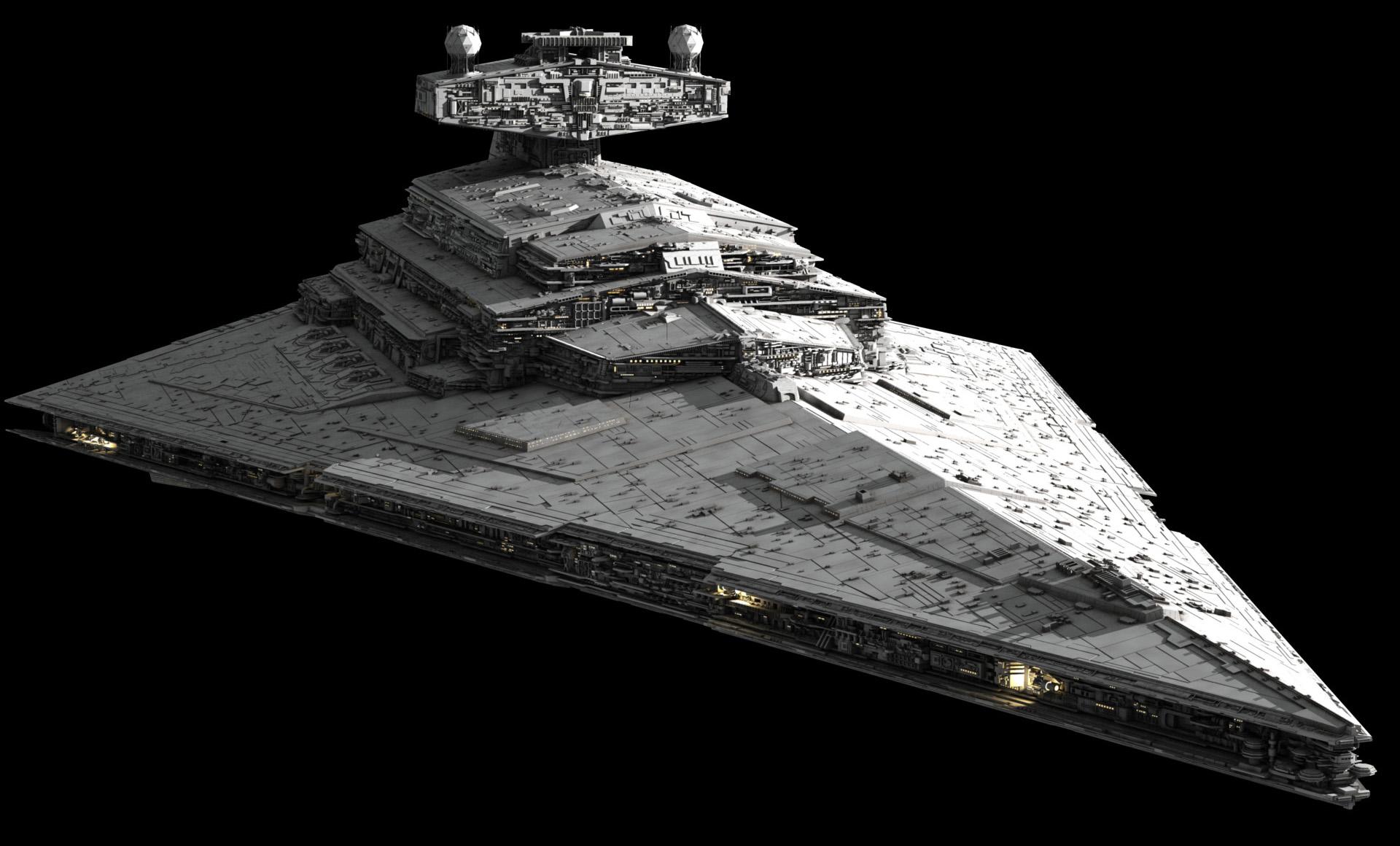 Les vaisseaux star wars s 39 invitent la tour eiffel en - Image star wars vaisseau ...