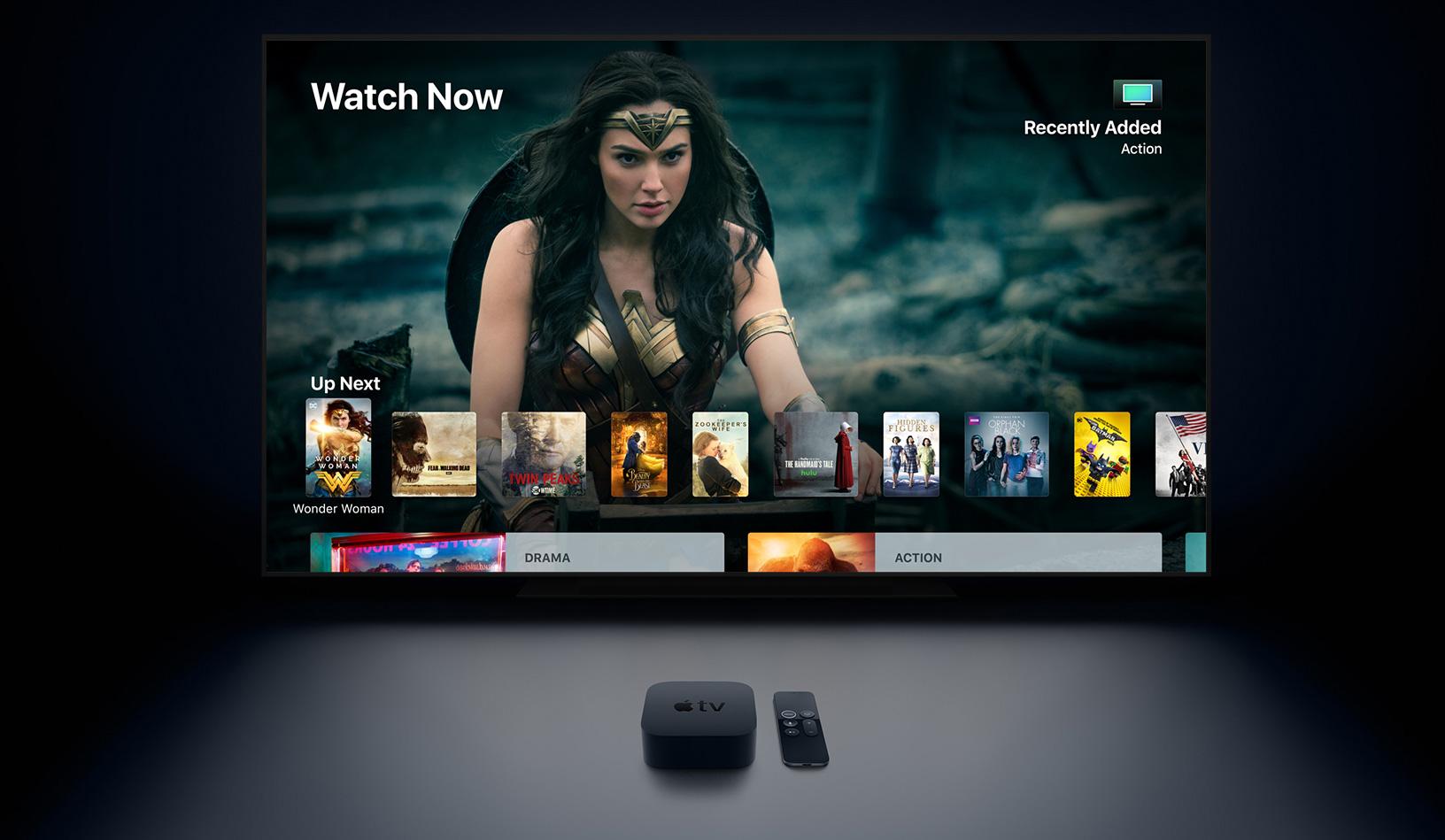 pourquoi acheter apple tv