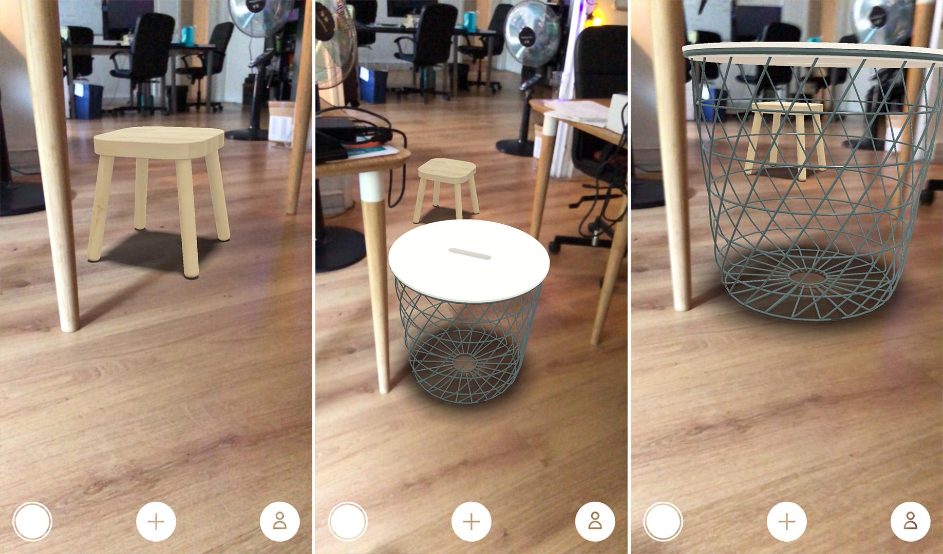 ikea place est disponible en france et c 39 est la meilleure application de r alit augment e du. Black Bedroom Furniture Sets. Home Design Ideas