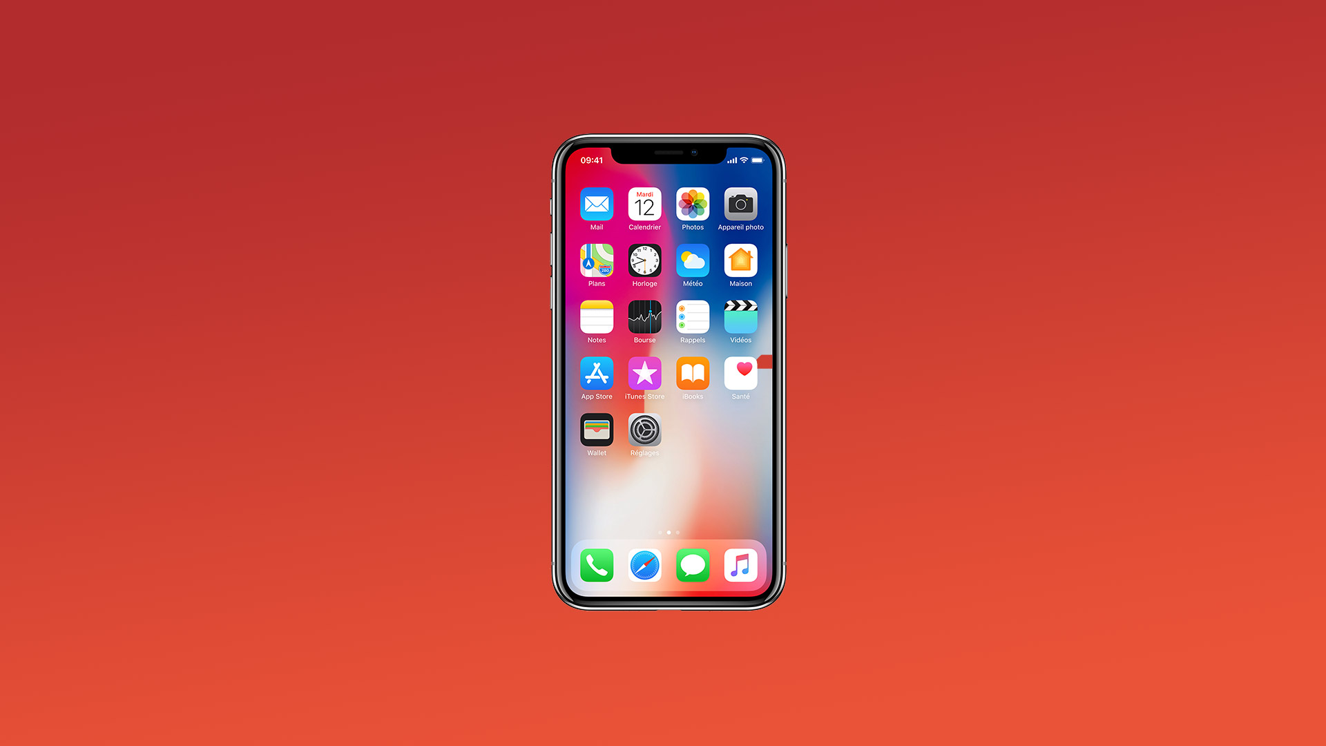 Iphone X Defaut
