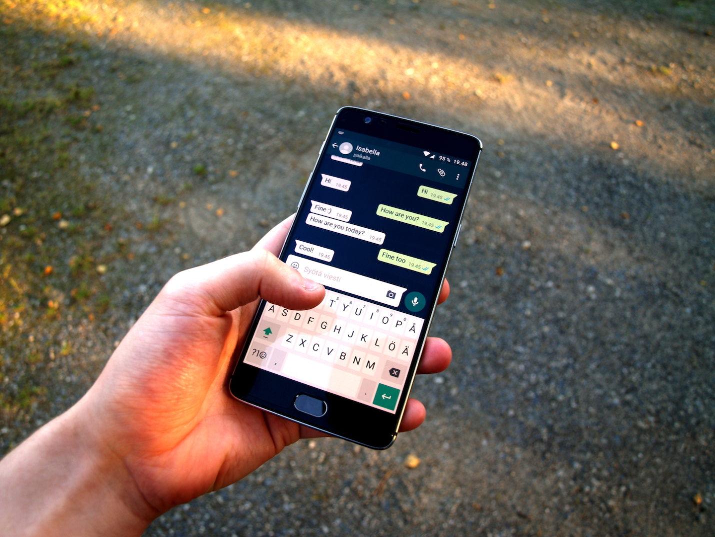 Plus de WhatsApp pour les moins de 16 ans