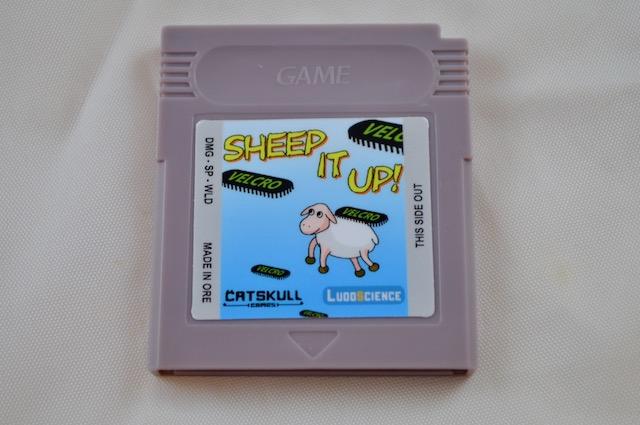 Sheep It Up! : ressortez la/le Game Boy, un nouveau jeu arrive - Pop culture - Numerama