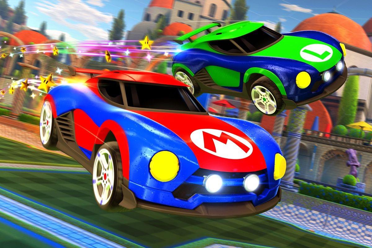 Le jeu tient sa date de sortie sur Nintendo Switch — Rocket League