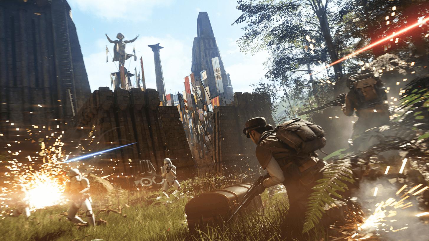 Star Wars Battlefront II fête sa bêta dans une nouvelle vidéo