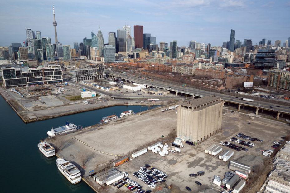 Google prend ses quartiers à Toronto — Smart city