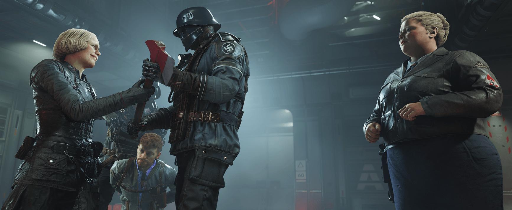 Test de Wolfenstein II: The New Colossus : oui, on aime toujours tuer des nazis - Pop culture - Numerama