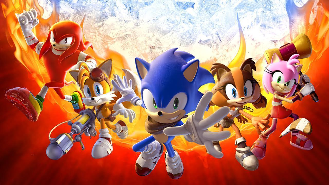 Un film sur Sonic en préparation chez Paramount