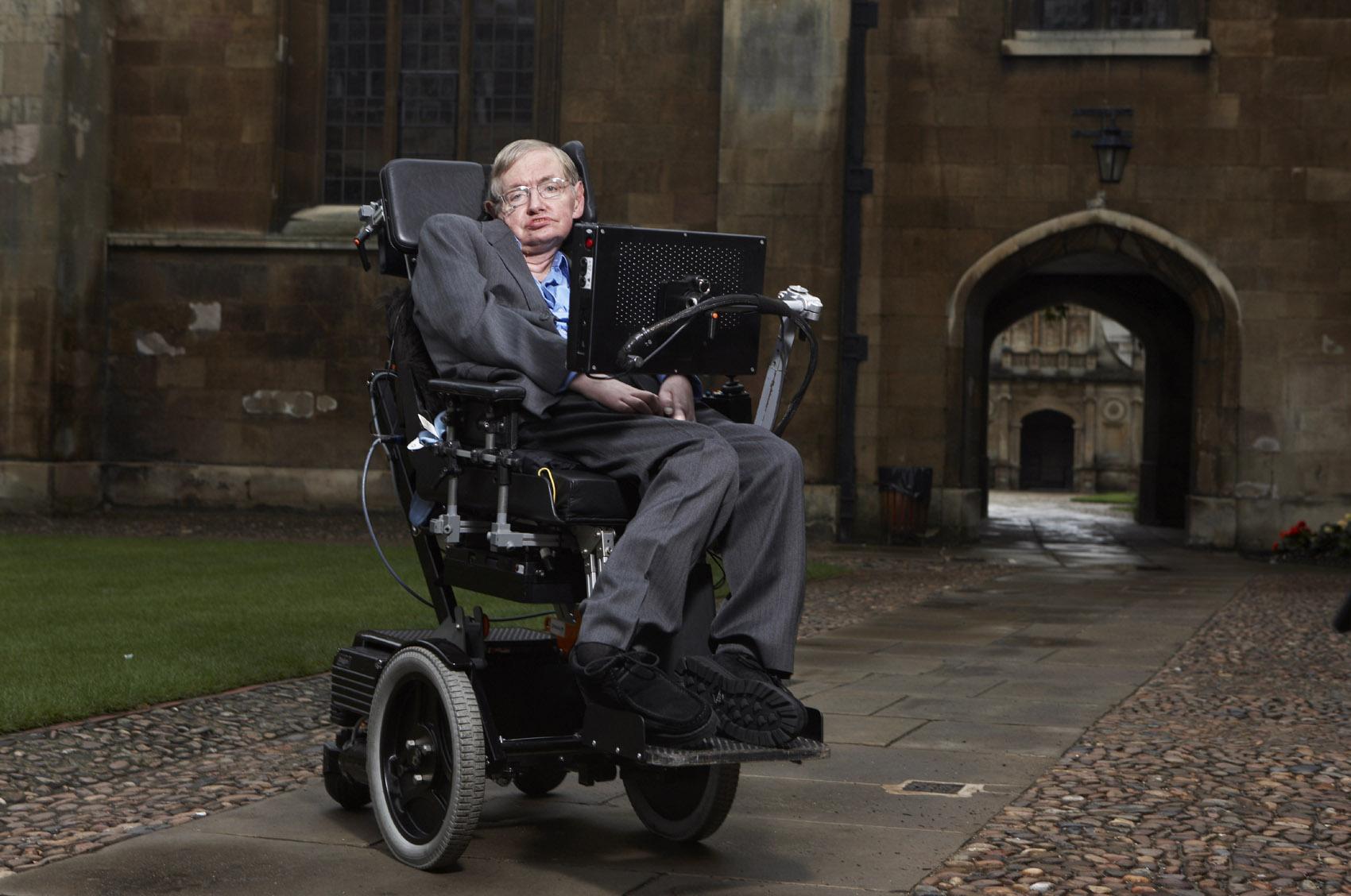 La thèse de Stephen Hawking est désormais publique