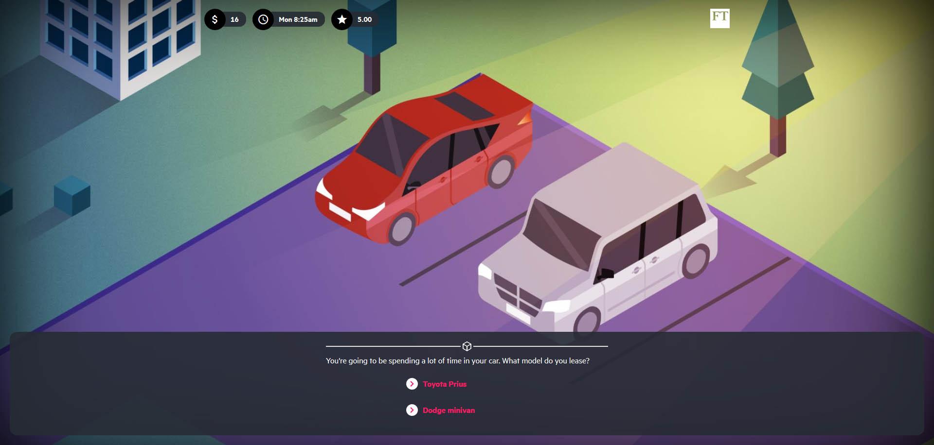 the uber game le jeu qui vous plonge dans la peau d 39 un conducteur de vtc pop culture numerama. Black Bedroom Furniture Sets. Home Design Ideas