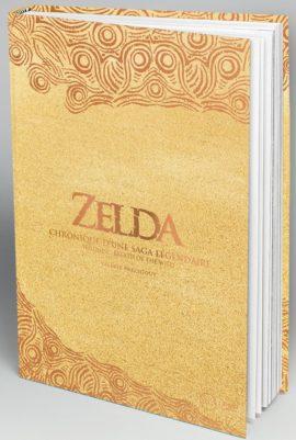 Concours 4 Exemplaires Du Livre Zelda Breath Of The Wild