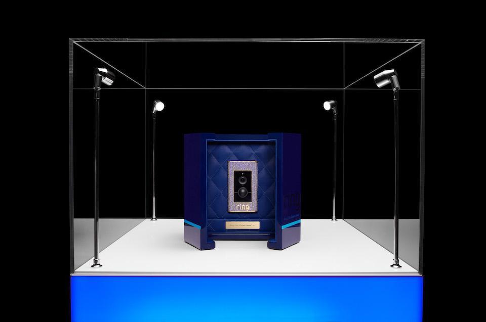 avec 84 000 vous pouvez acheter un appartement ou une sonnette connect e de luxe tech. Black Bedroom Furniture Sets. Home Design Ideas