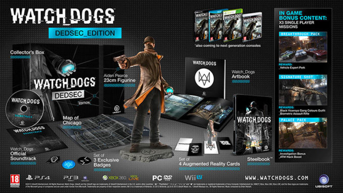 Watch dogs 2 collector