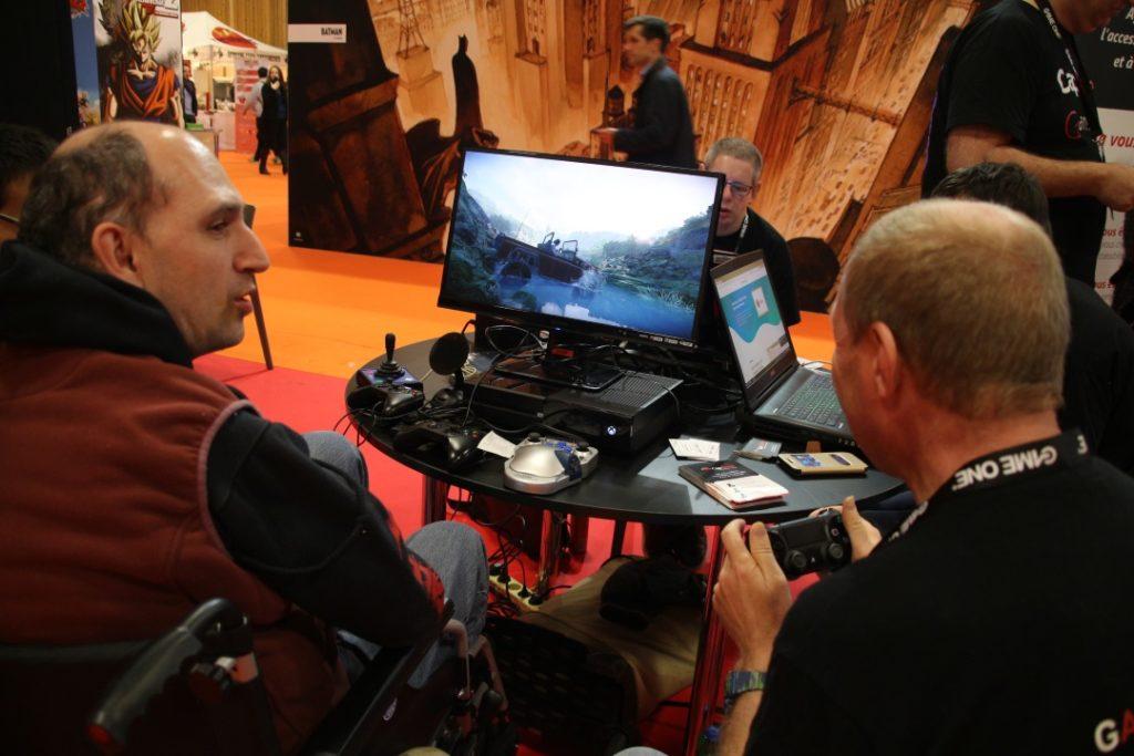 jeux vidéo handicap