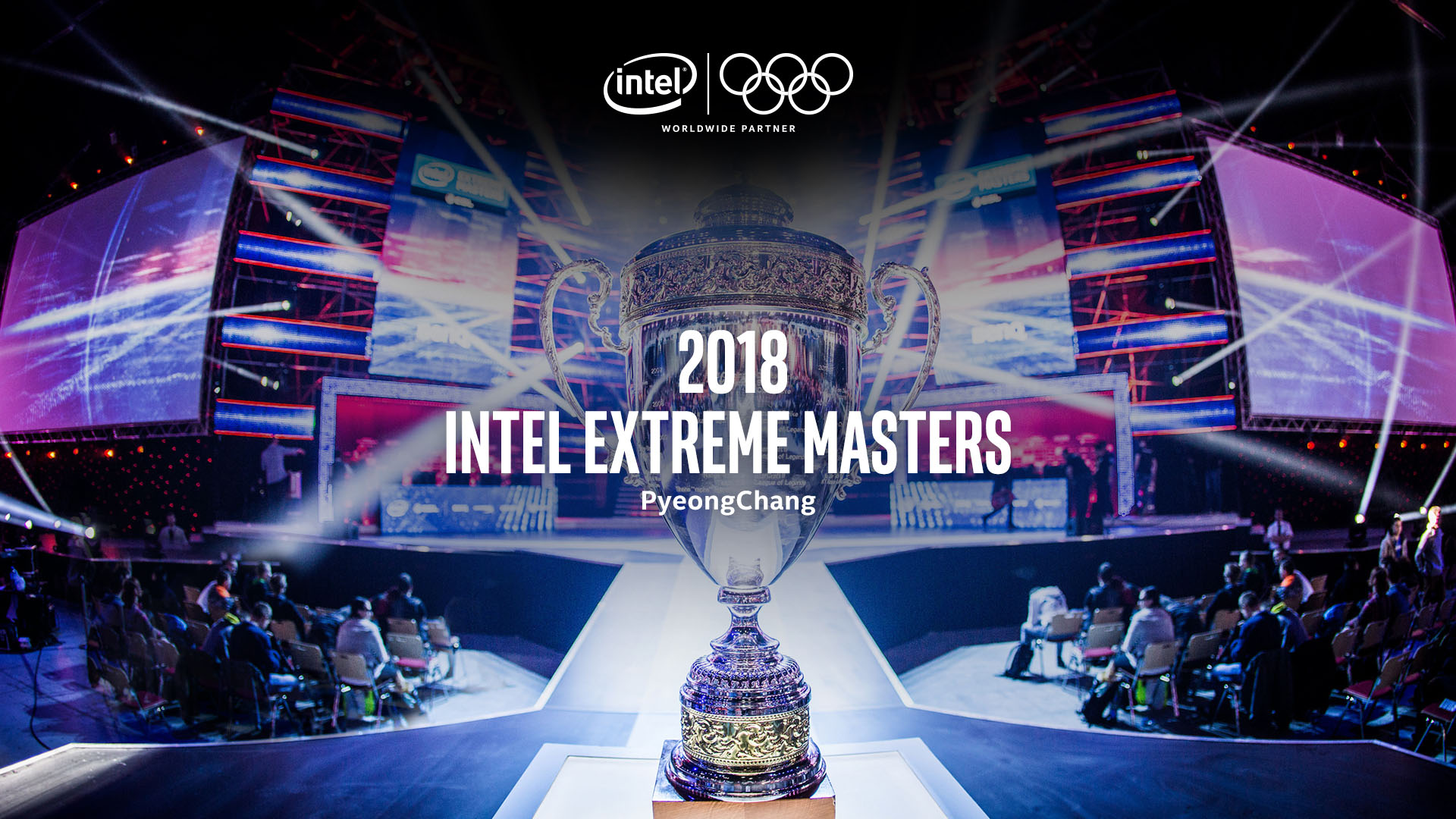 intel extreme masters jeux olympiques pyeongchang