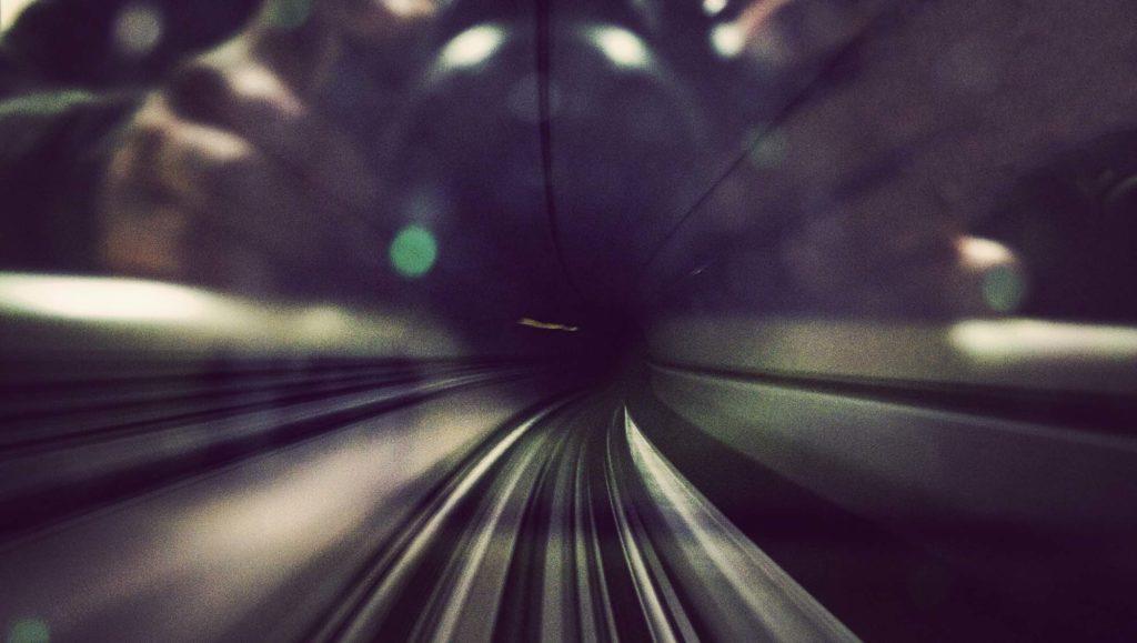 métro train gare lyon voie ferré