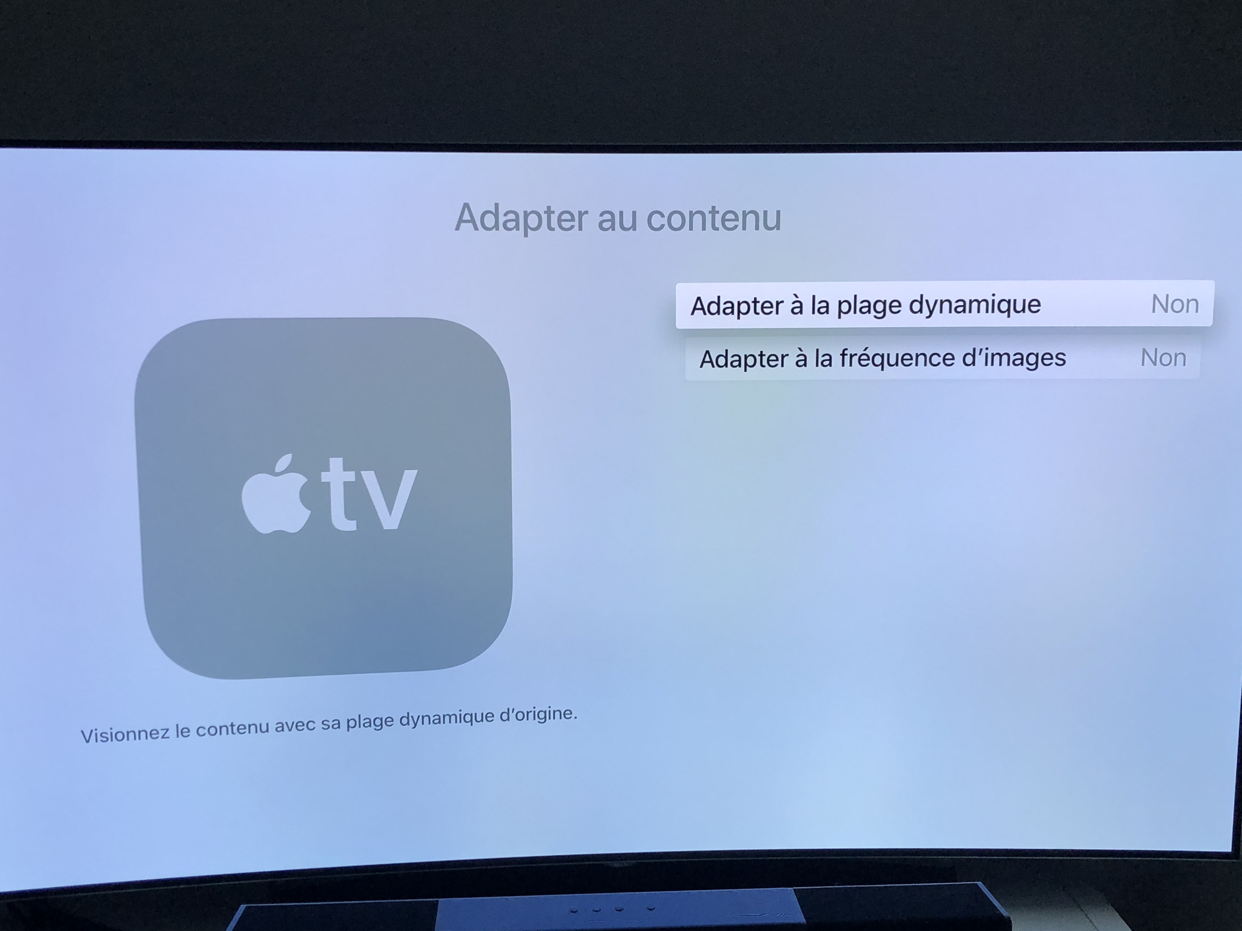 TvOS 11.2 est disponible en version publique
