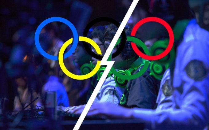 esport olympique