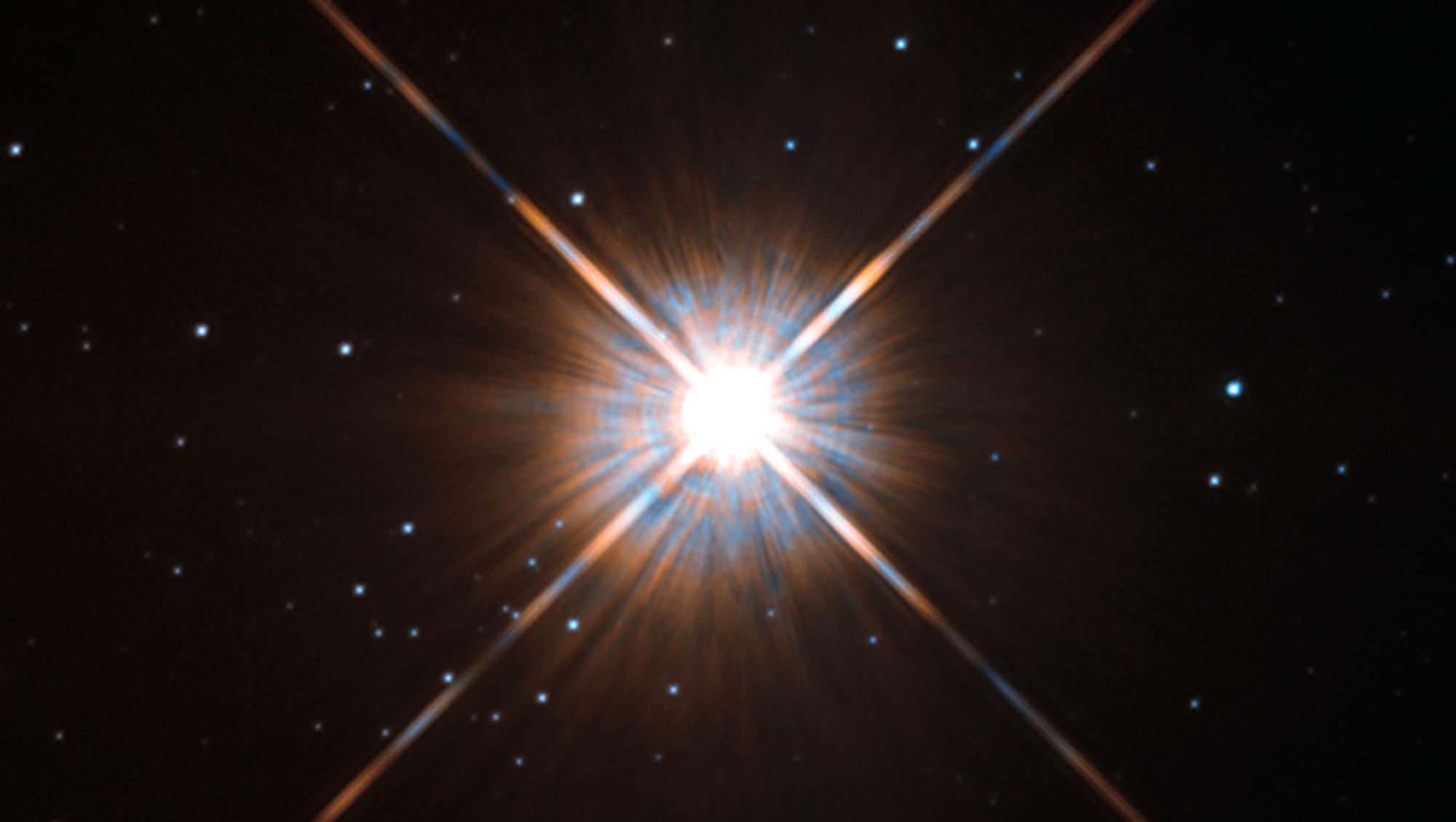 Proxima Centauri étoile