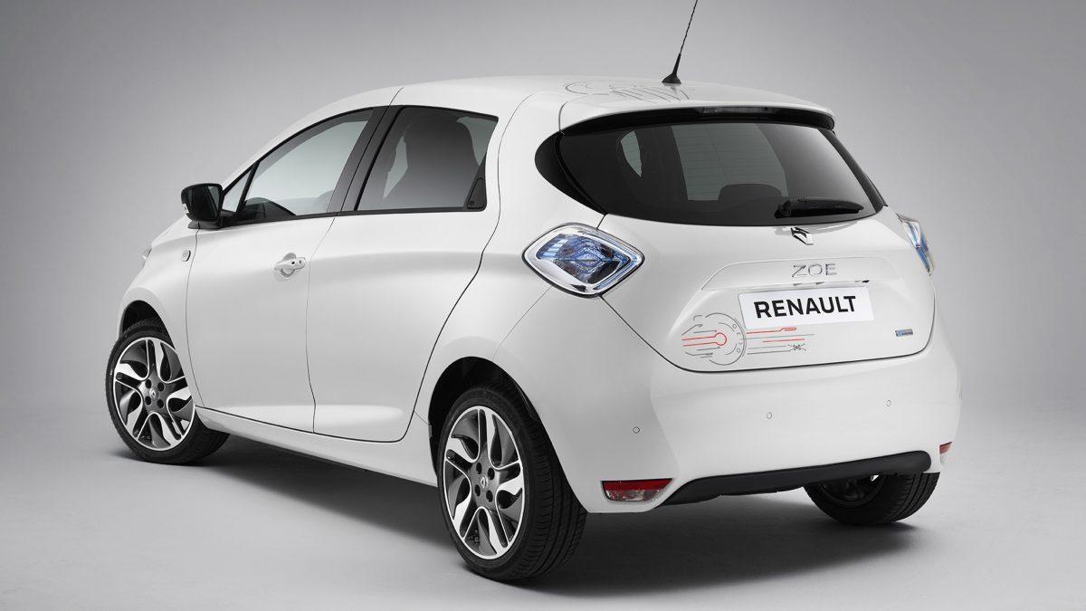 Renault va commercialiser une zoe star wars en dition for Interieur zoe