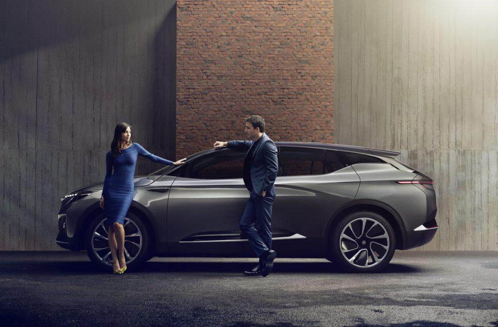 Start-up chinoise, Byton dévoile un SUV 100 % électrique équipé d'Alexa ! Par Maxime Claudel 3-byton-concept-exterior-1024x673