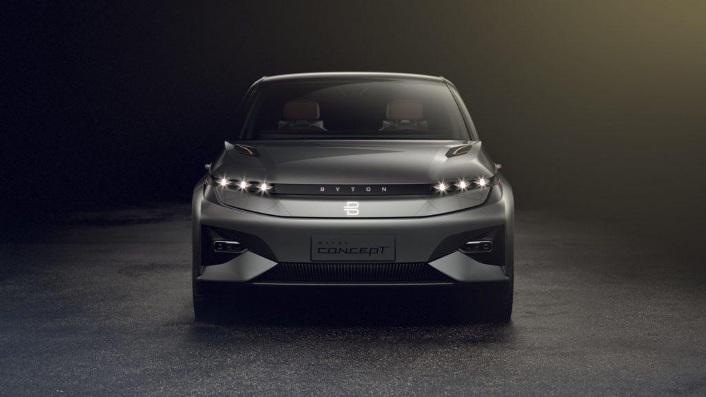 Start-up chinoise, Byton dévoile un SUV 100 % électrique équipé d'Alexa ! Par Maxime Claudel 5-byton-concept-exterior-1024x576