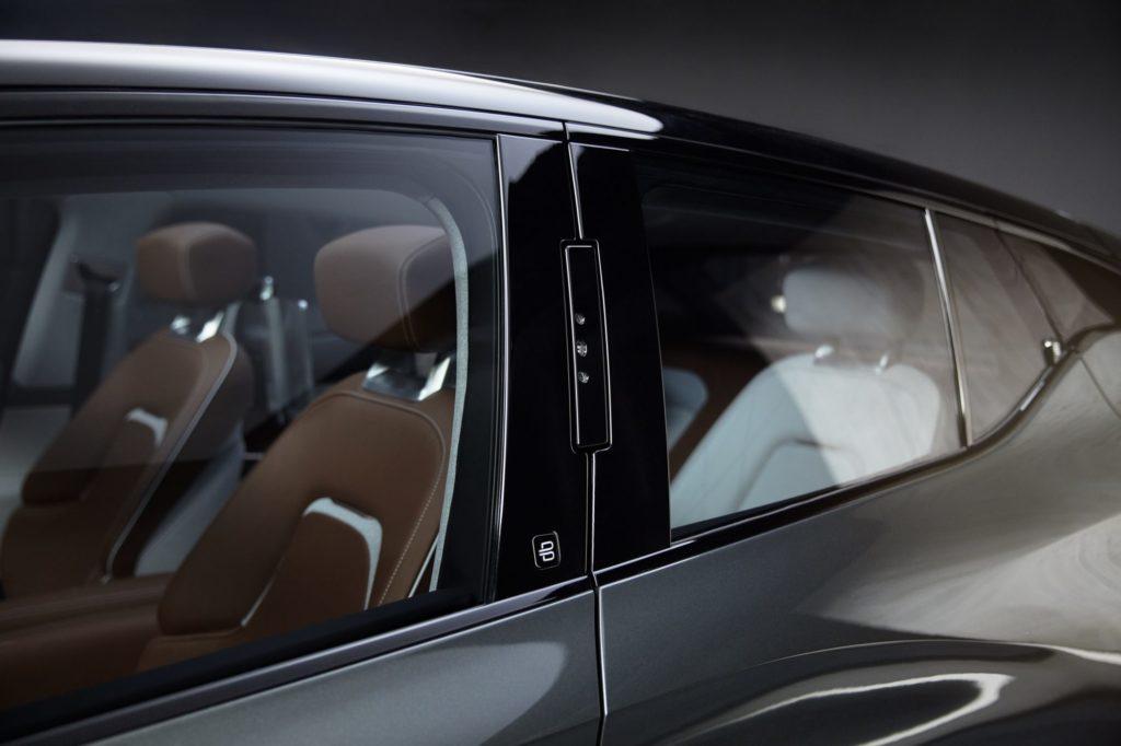 Start-up chinoise, Byton dévoile un SUV 100 % électrique équipé d'Alexa ! Par Maxime Claudel 9-byton-intuitive-access-and-face-recognition-1024x682